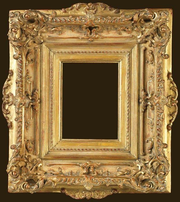 LOUIS XV Frame 19th C. 5 3/4″ x 4 1/4″ x 4″   FRAMES div   Pinterest ...