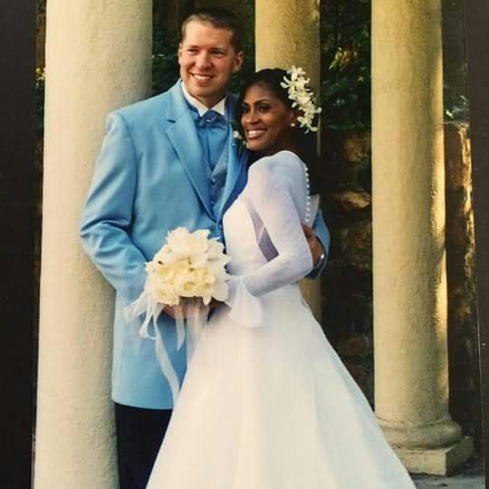 comedian gary owens his bride happyanniversary is. Black Bedroom Furniture Sets. Home Design Ideas