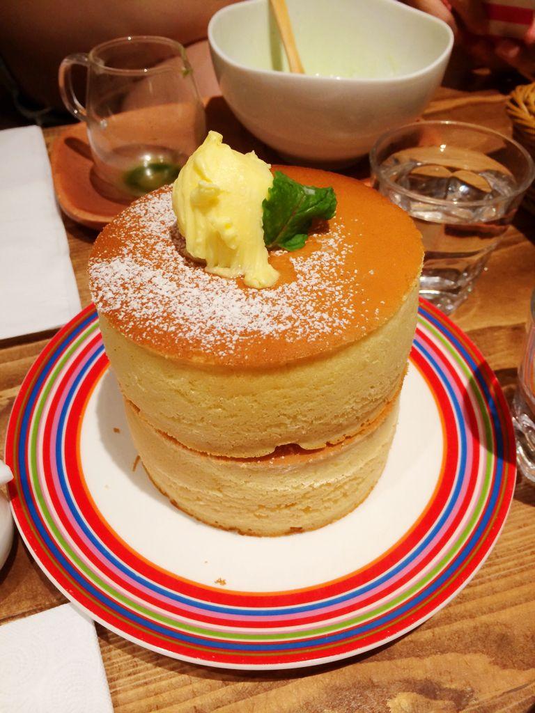 Japan waffle
