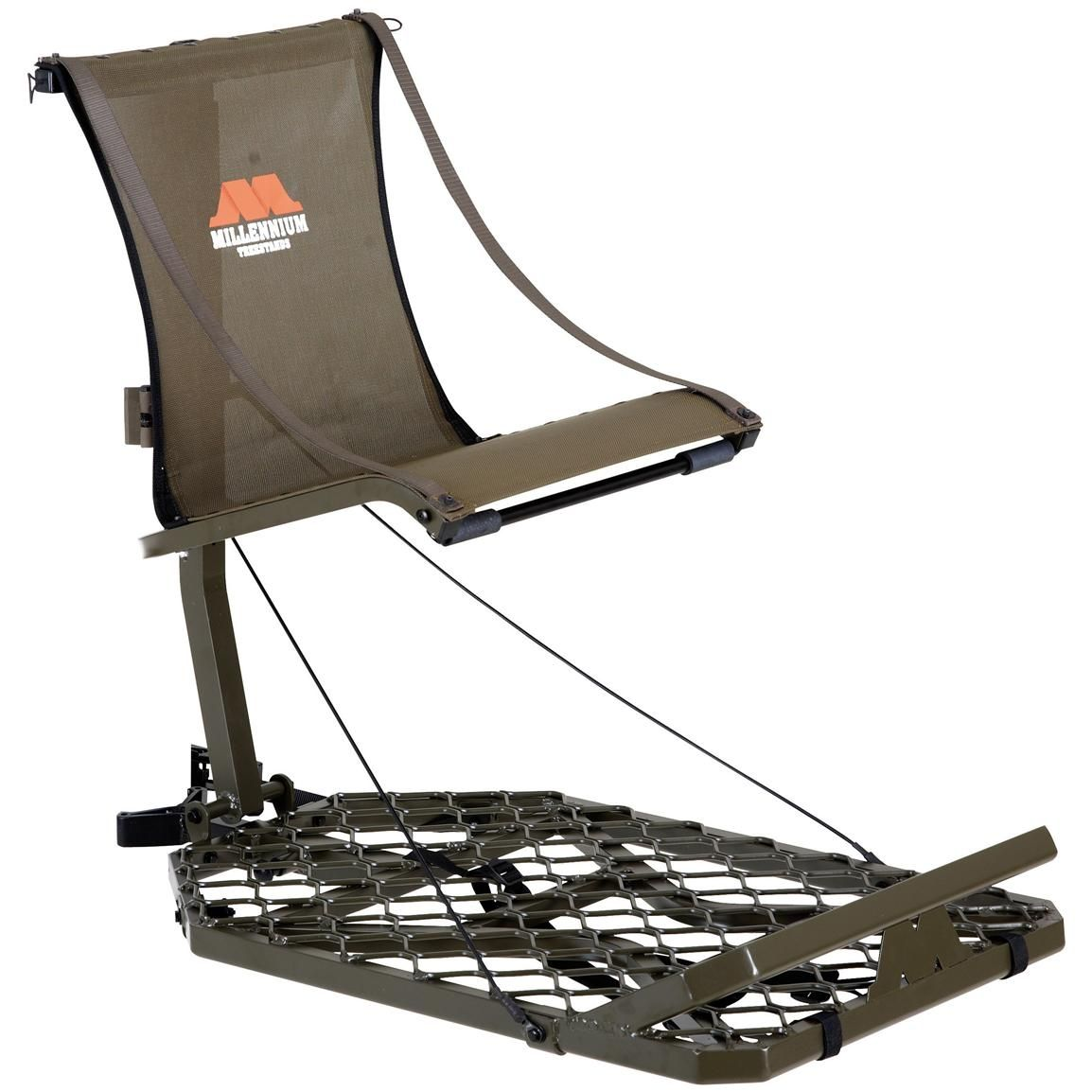 Millennium M150 Monster HangOn Tree Stand Hunting