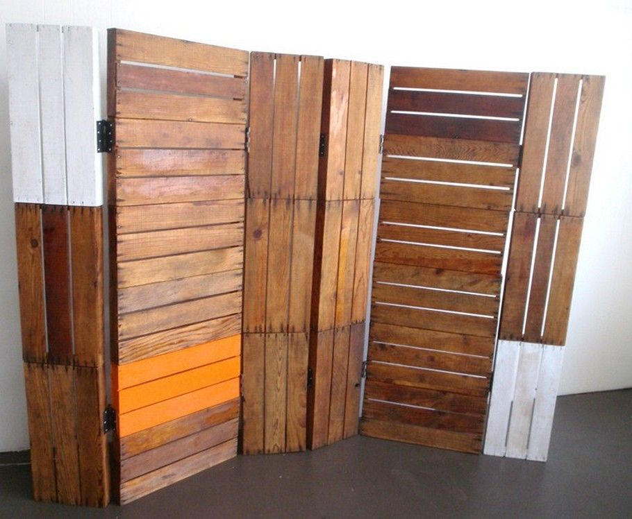 stylish design pallet room dividers ideas stylish