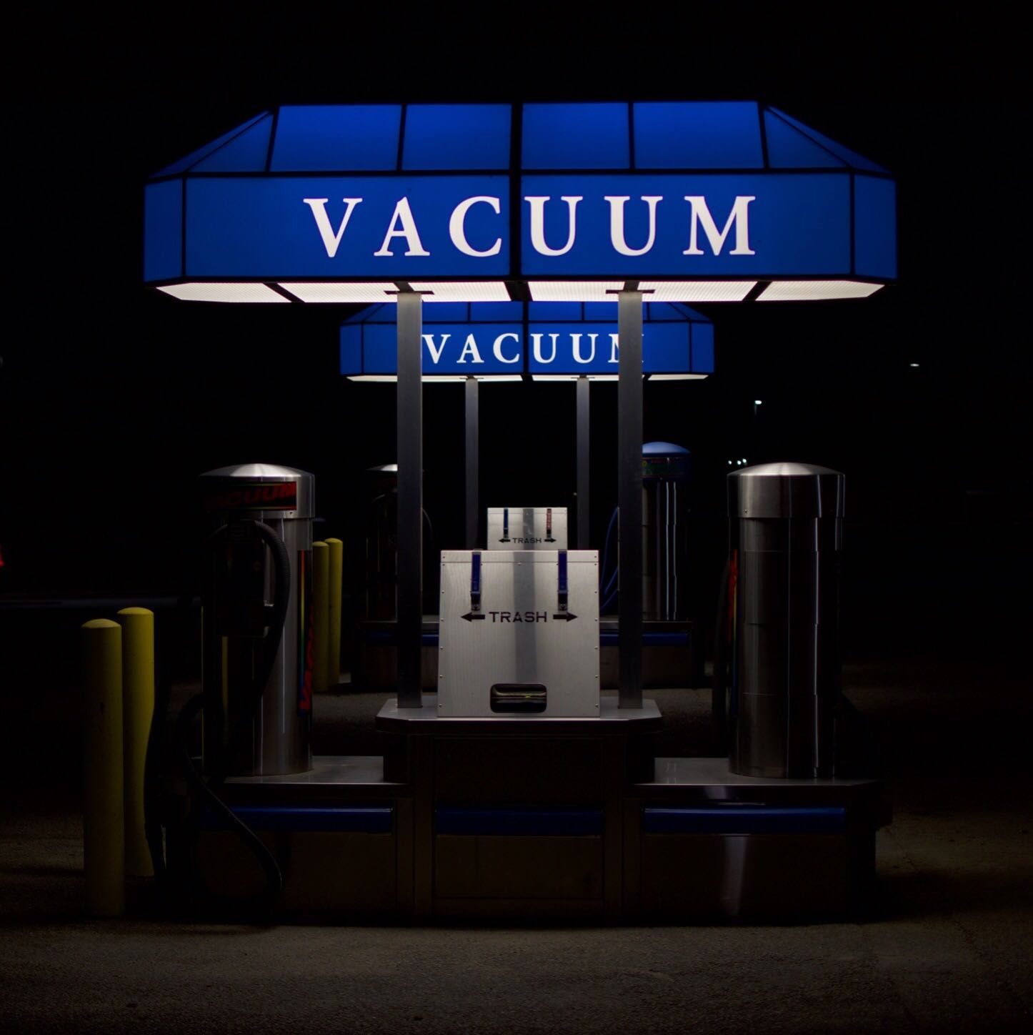 ITAP of a lonely car wash http//ift.tt/2li2s7J Car wash