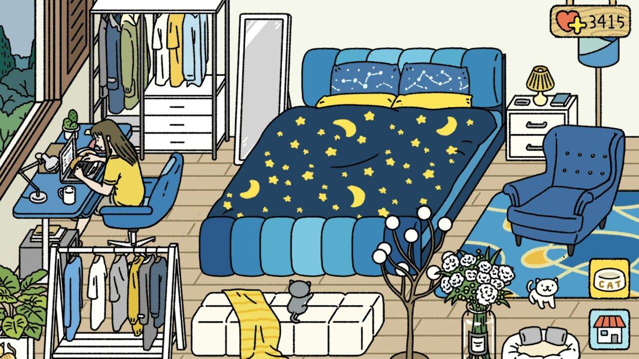 Home Architec Ideas: Bedroom Decor Adorable Home Game Design
