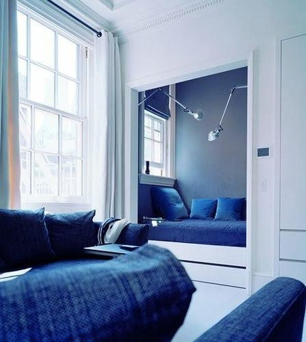 35 Amazing Small Space Alcove Beds Alcove bed, Alcove and Wall