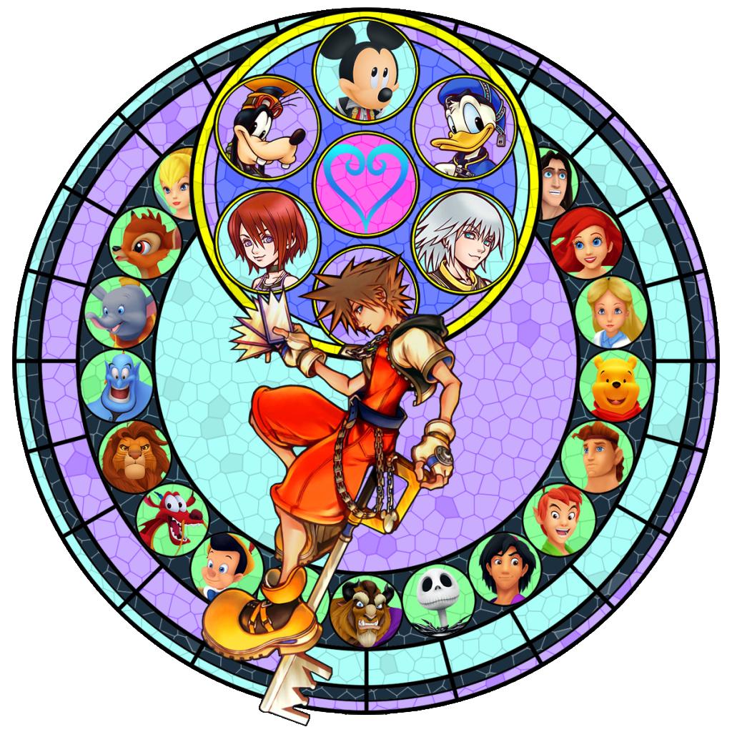 Kingdom Hearts | Kingdom Hearts | Pinterest | Sublimacion, Me fui y ...