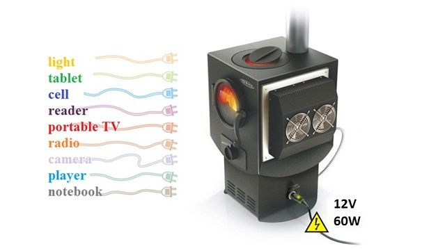 Shopping for electricity generating wood burning stoves and portable wood stove.