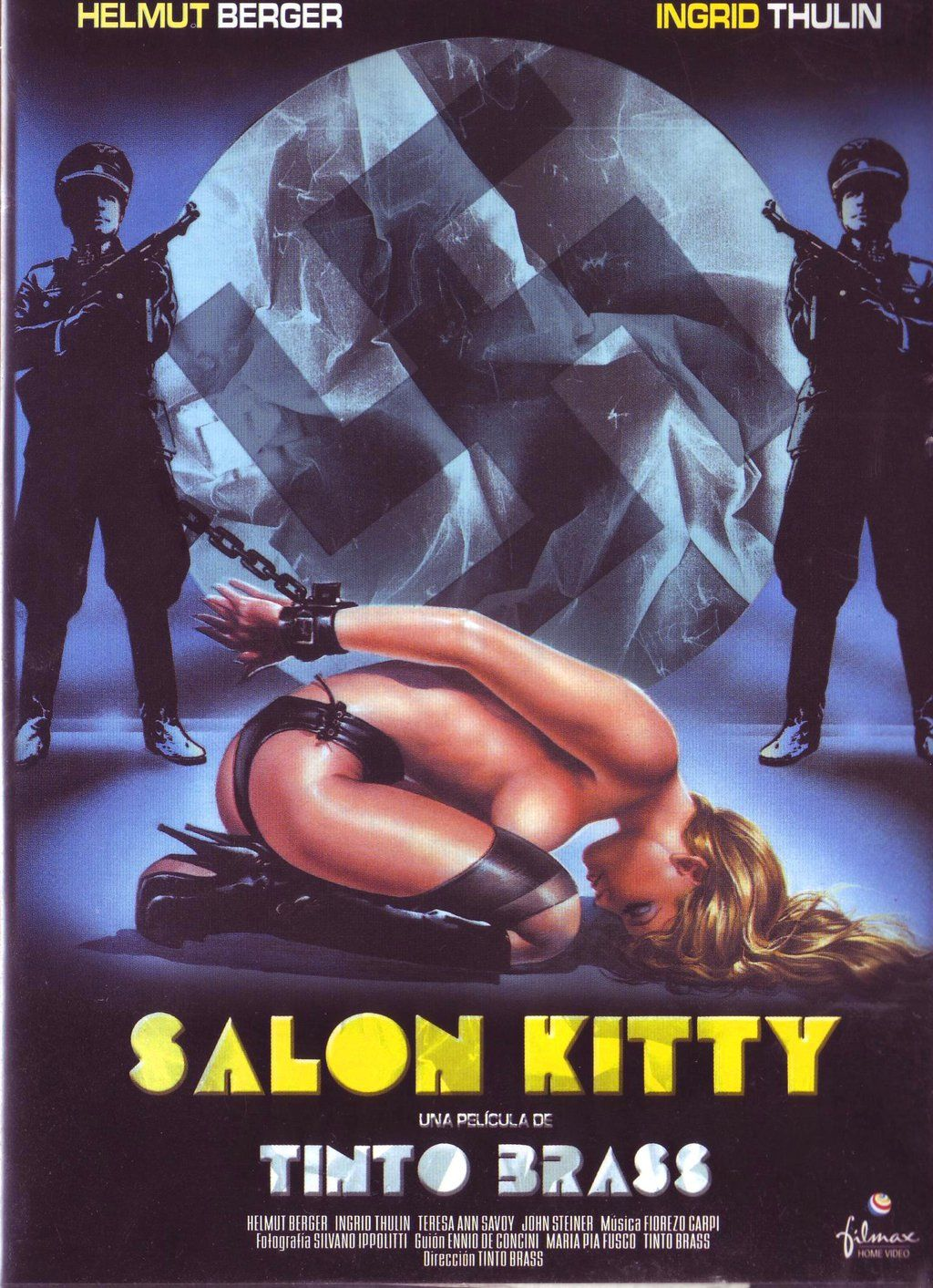 Salon Kitty Movie Posters Cinema Posters Full Movies Online Free