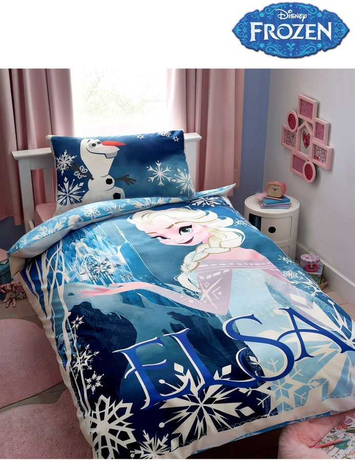 Cheap Bedroom Sets Kids Elsa From Frozen For Girls Toddler: Disney Frozen Bed Set