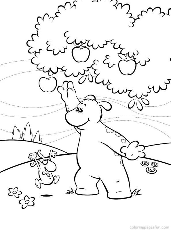 Big 038 Small Coloring Pages 2