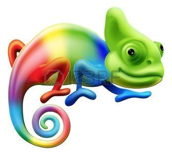 An Illustration Of A Cute X Ray Tetra Cartoon Fish Dibujos De Lagartos Colores Del Arco Iris Caricaturas De Animales