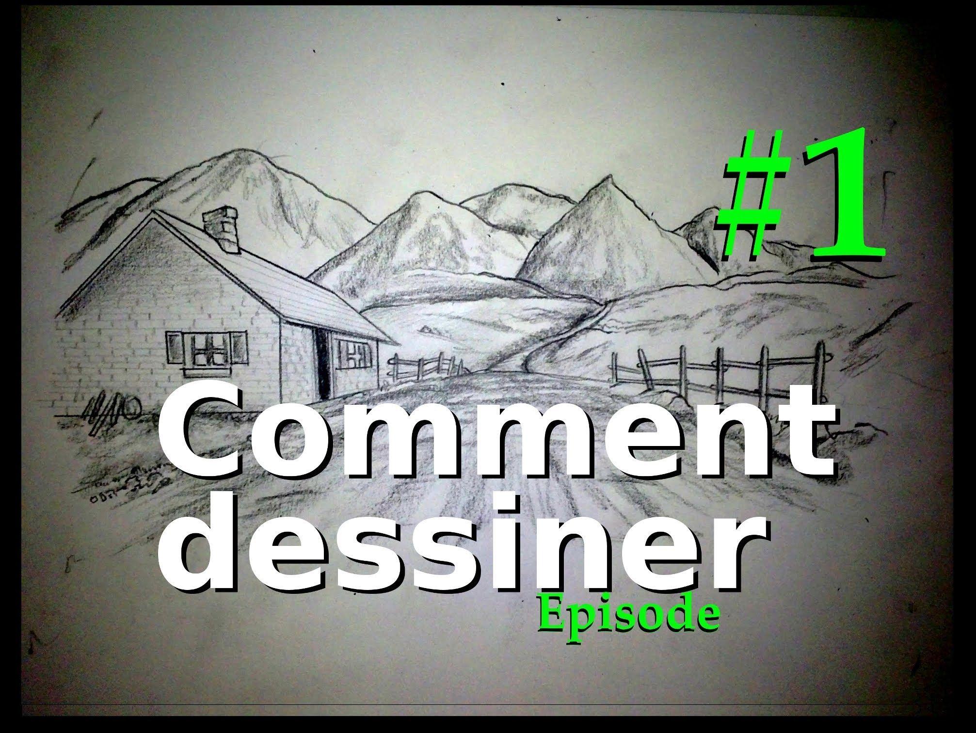 Sur Cet Episode La Materiel De Dessin L Aprentissage Du Dessin La Perspective La Technique Comment Dessiner Un P Art Courses Art Pr Urban Sketching
