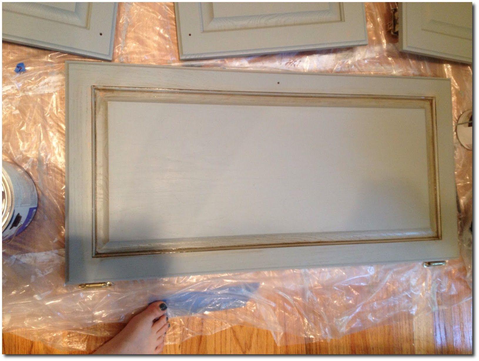 Rustoleum cabinet transformations seaside - Cabinet Transformations In Seaside Bricks And Baubles Blog 2