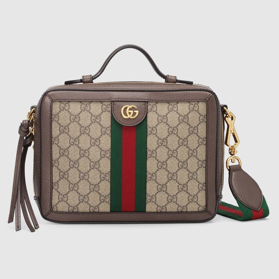 Photo of Gucci Ophidia small GG shoulder bag