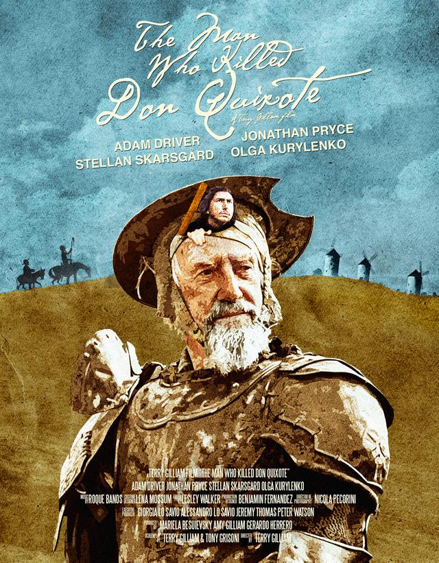 The Man Who Killed Don Quixote 2018 In 2019 Film