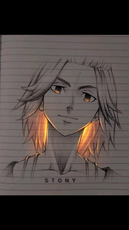 Mikey • Draken • Takemichi • Hina • Tokyo Revengers