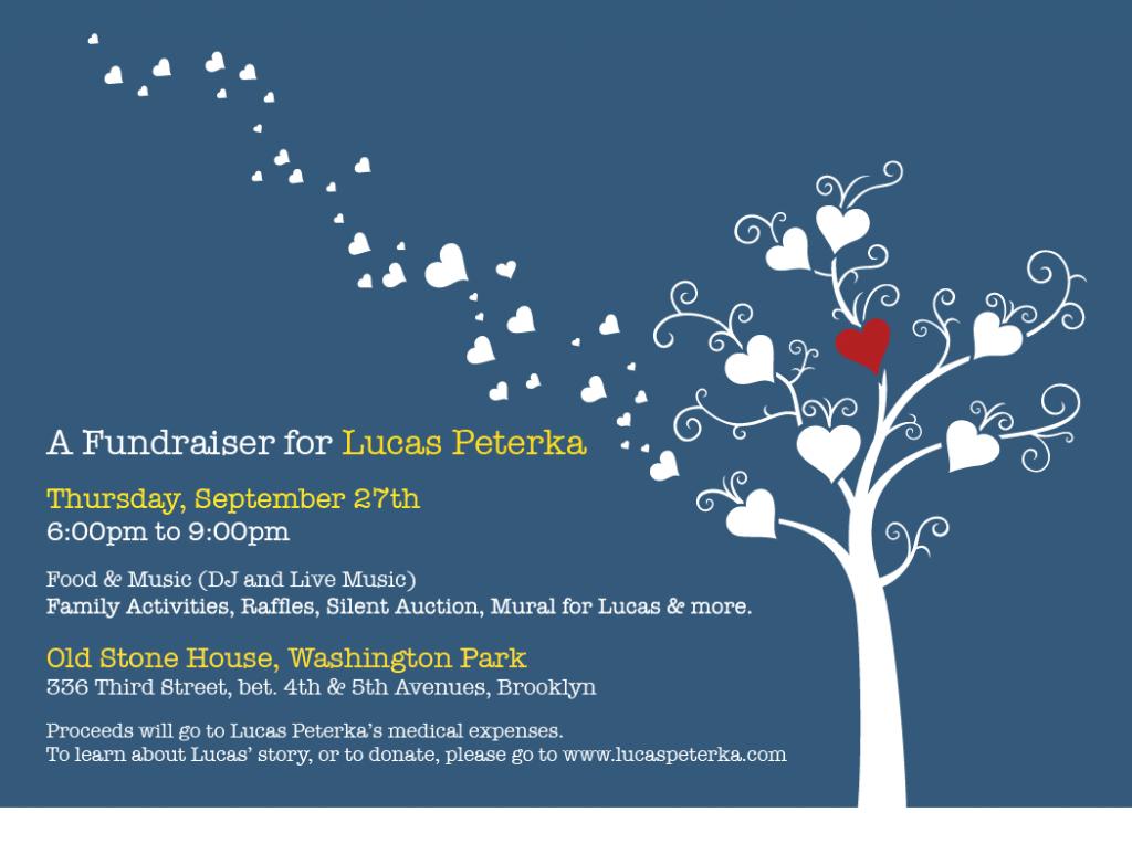 Fundraiser Invitation Layout  Fundraising Ideas