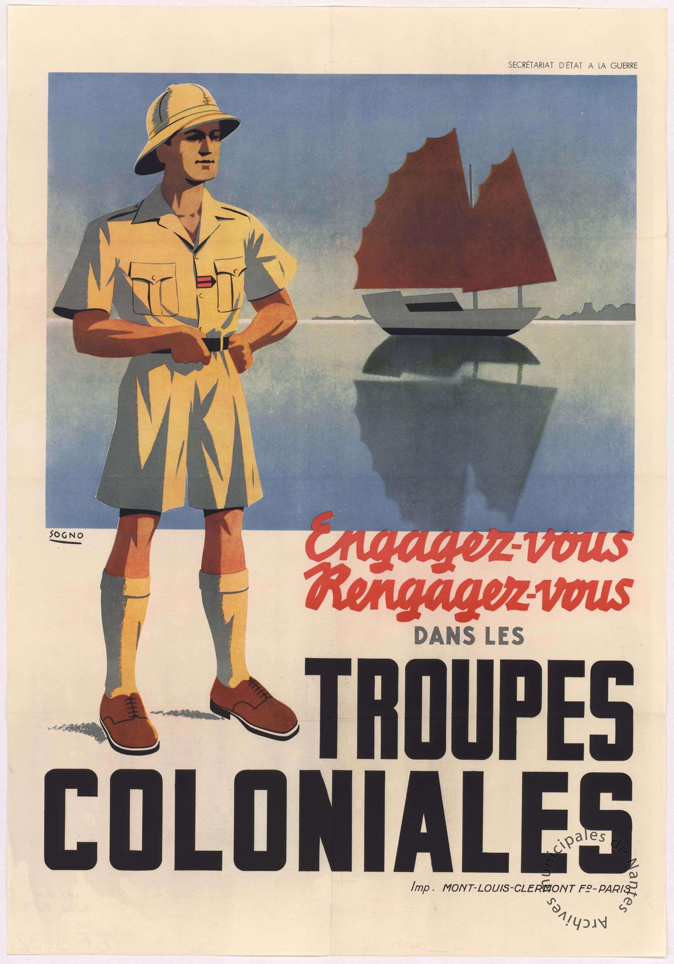 """Résultat de recherche d'images pour """"soldat colonial"""""""