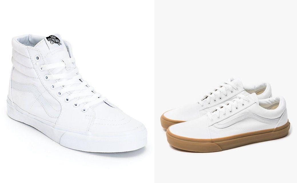 9 modelos de tênis branco masculino estilosos - MODA SEM CENSURA  e1e47fca43052