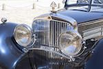 The ex-Maharaja of Patiala 1933 MAYBACH DS-8 ZEPPELIN CABRIOLET Coachwork in the style of Spohn