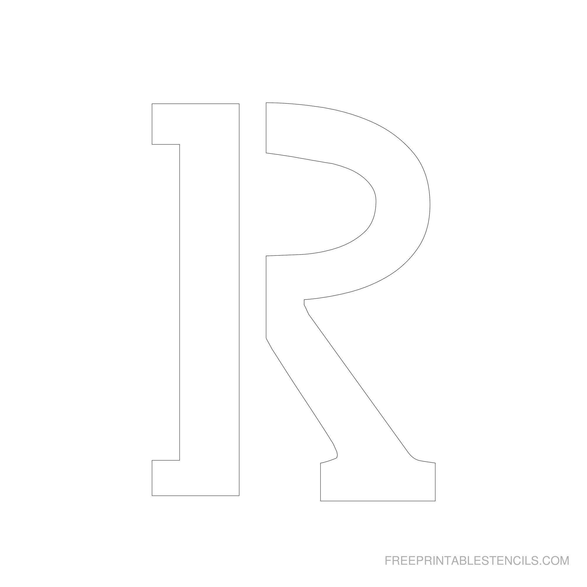 Free printable letter stencils free printable 6 inch alphabet free printable letter stencils free printable 6 inch alphabet letter stencils print these free spiritdancerdesigns Choice Image