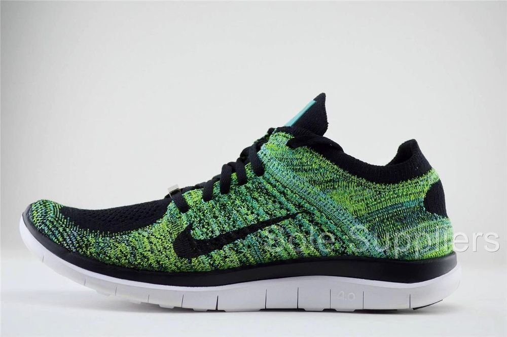 arrives e3751 1ddf0 Details about Nike WMNS Free Flyknit 4.0 669615-003 DC ...