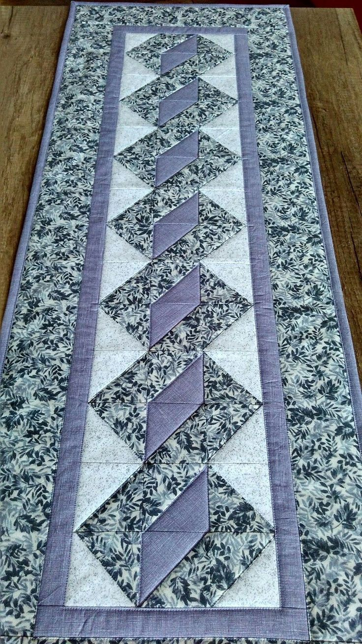 Image Result For Mystic Nights Quilt Pattern Free Table Runner