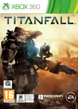 Titanfall Xbox 360 Cover Art | Video Games, Technology
