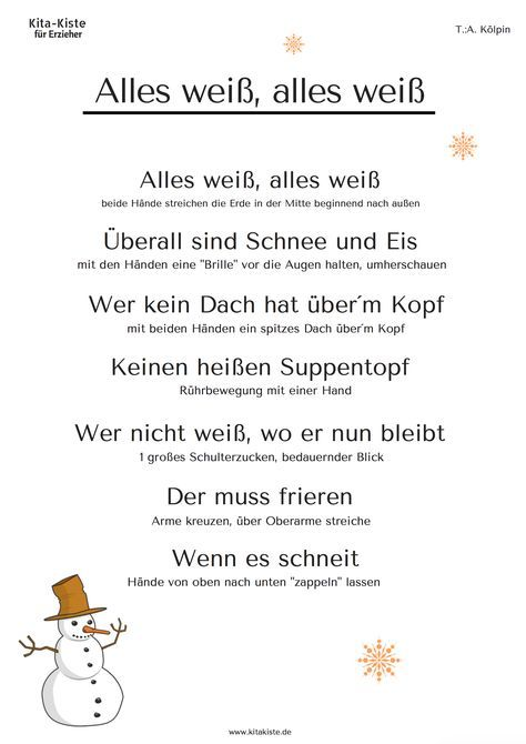 winter gedicht passende gesten sind beschrieben verfasst zum herrlichen buch wer klopft bei. Black Bedroom Furniture Sets. Home Design Ideas