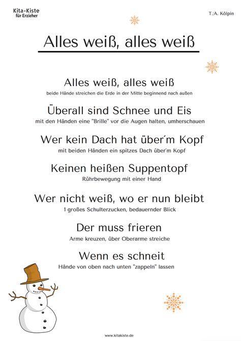 Die 285 Besten Bilder Zu Kindergarten Lieder Gedichte Und Co Lieder Kindergarten Lieder Kinder Lied