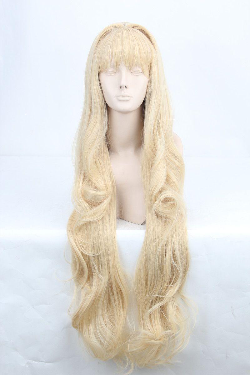 Long Blonde Wigs Google Search Cosplay Wigs Wigs Blonde Cosplay Wig