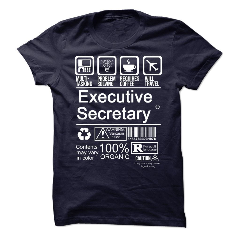 EXECUTIVE SECRETARY - CERTIFIED JOB