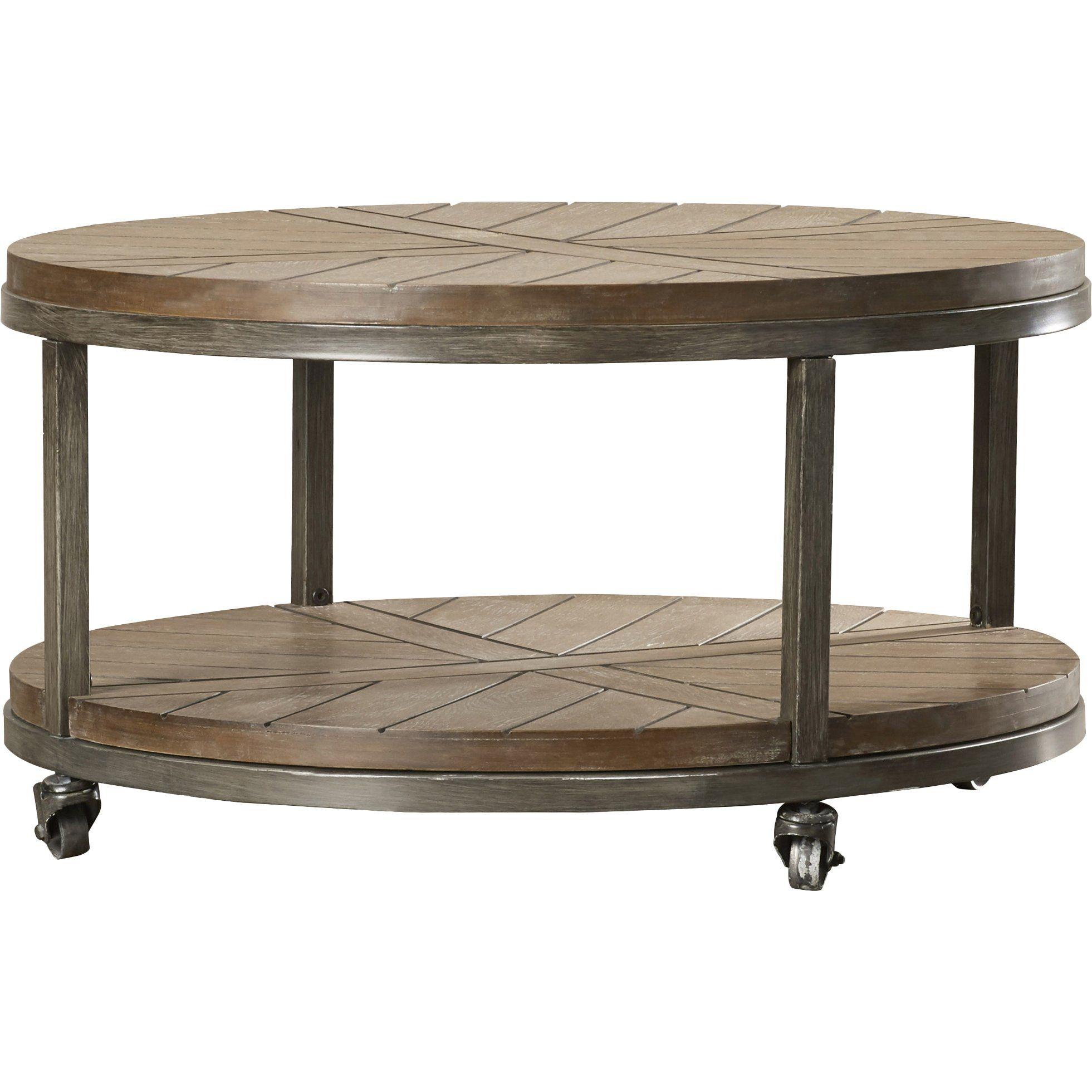 Black Round Coffee Table Wayfair