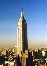 Empire state building new york landmarks and monuments for New york landmarks