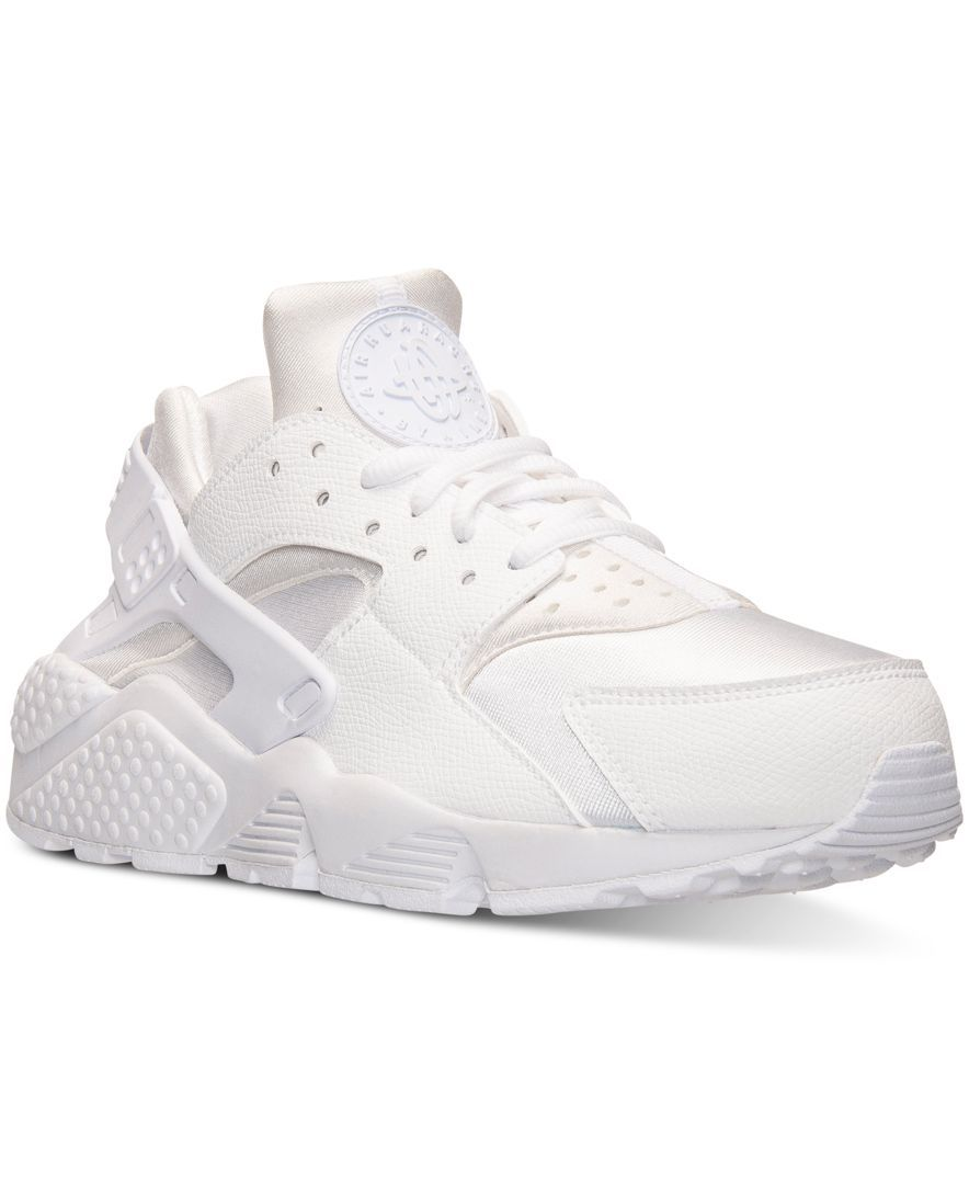 4c39ba48ce056 Women s Air Huarache Run Running Sneakers from Finish Line in 2019 ...