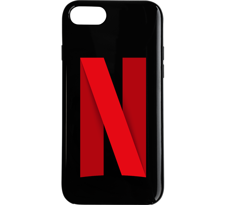 Netflix Movie Tv Show Streaing App Logo Icon Fan Phone