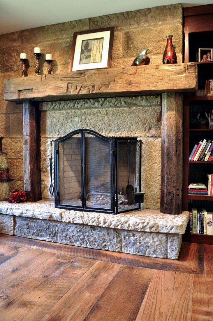 Wood Fireplace Mantels Canada - Fireplace Ideas
