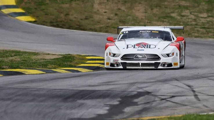Cars Chris Dyson Scores First Career Trans Am Victory At Road Atlanta