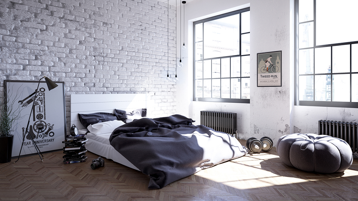 Scandinavian Bedrooms Ideas And Inspiration With Images Loft