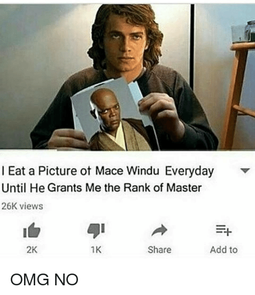 17 Fresh Prequel Memes That Ll Give You The High Ground Star Wars Humor Prequel Memes Star Wars Facts