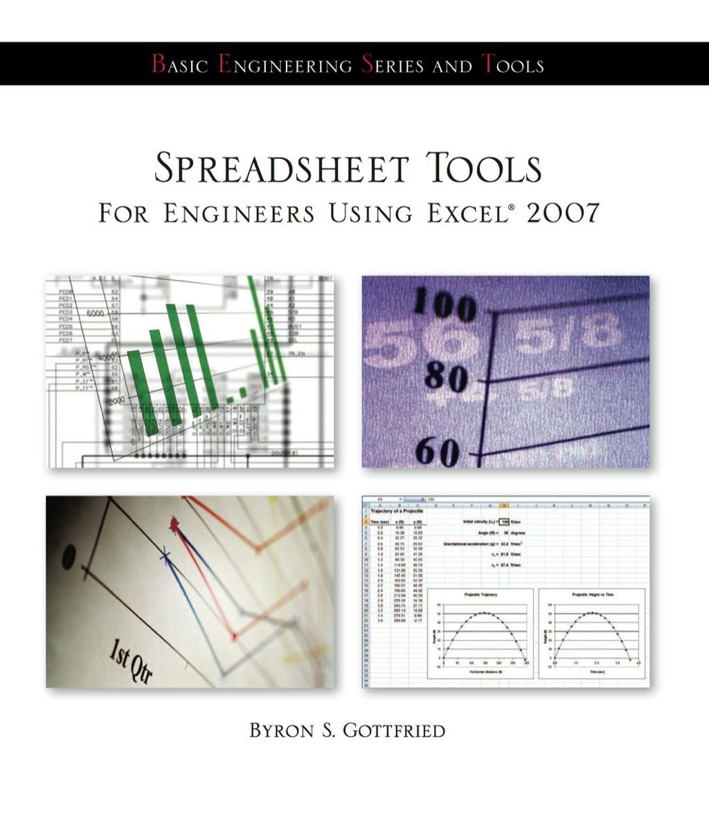 Spreadsheet Tools for Engineers Using Excel ® 2007 (eBook