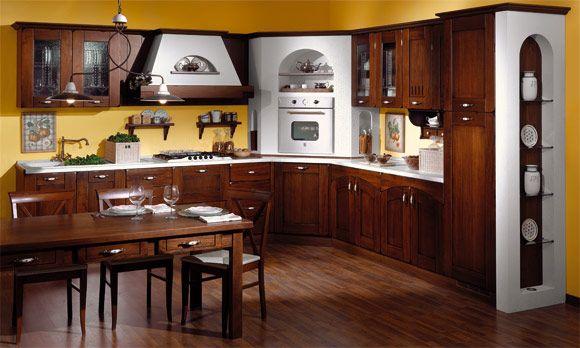 Cucina classica | Arredamento interni | Pinterest | Cucina, Interni ...