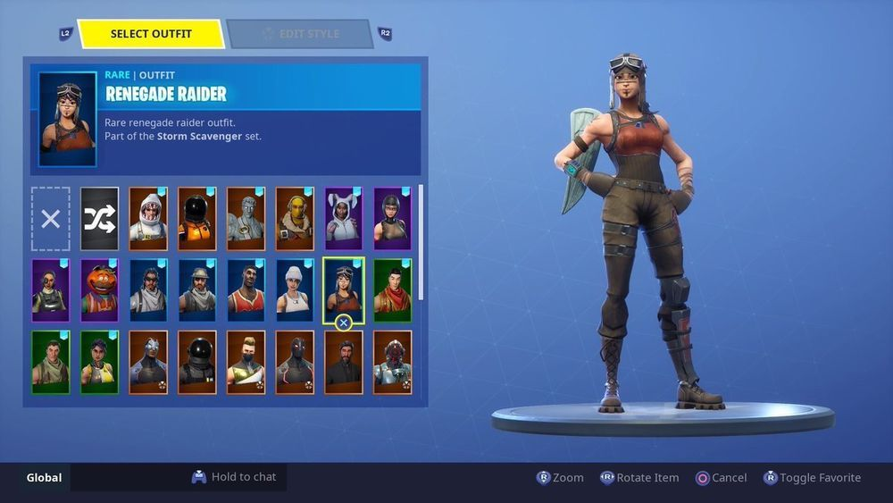 RANDOM FORTNITE ACCOUNTS(SEASON 1 + GALAXY SKIN CHANCE