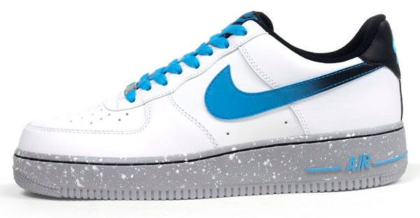 Air Force 1 Low semelle mouchetée - Nike Basketball   Nike air ...
