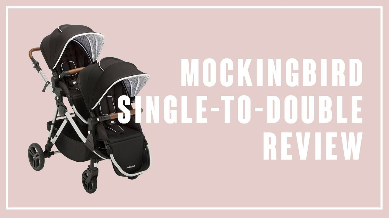 19+ Mockingbird double stroller review ideas