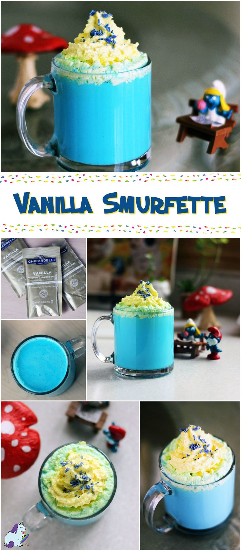 drink recipes recipe smurf smurfs drinks yummy easy smurfette fans alcoholic amagicalmess food beer