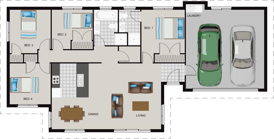 House Design Gj Gardner Homes Farmhouse Floor Plans Floor Plans House Plans