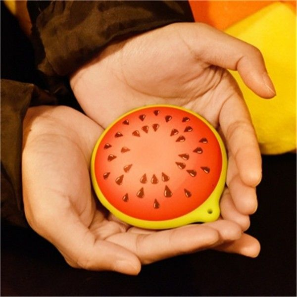 Fruit charge hand warmer
