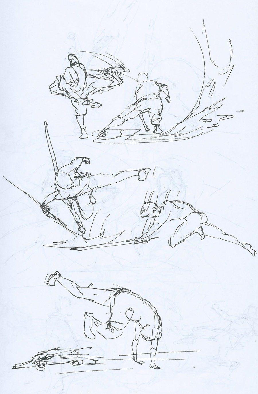 Manga Fight Scene Art Manga Fight In 2020 Art Reference Poses Art Poses Fighting Drawing