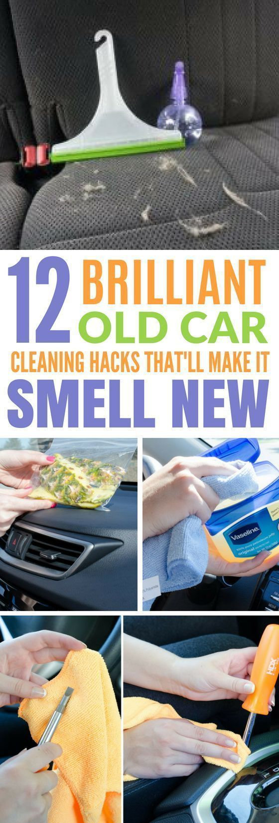12 DIY Car Detailing Tips and Tricks That'll Make it Like New