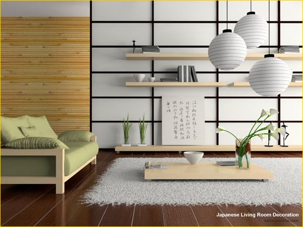 Japanese Style Decor Japanese Living Rooms Asian Interior